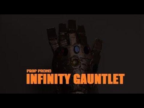 Prop Promo: Infinity Gauntlet