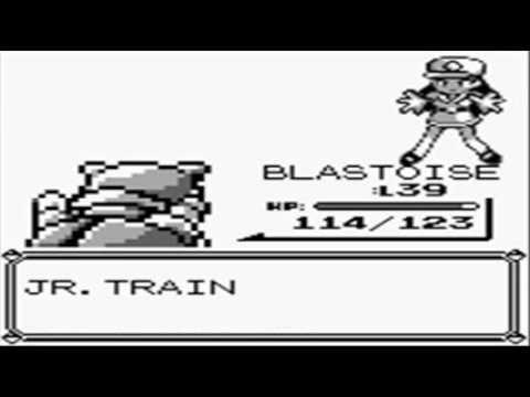 Pokémon Red Blue Yellow Glitch Catch Any Pokémon.