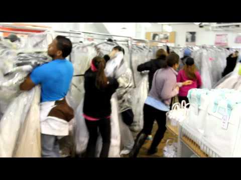Running Of The Brides 2011 Mayhem Part 1