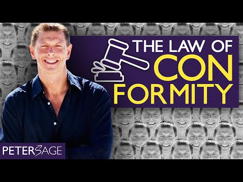 Upgrading Your Peer Group 2: The Law of Conformity