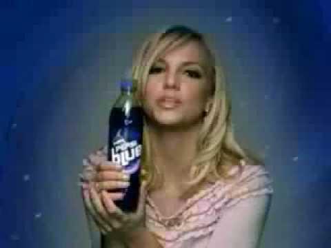 Pepsi (Blue Christmas)