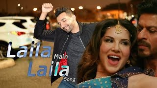 DANCING TO Laila Main Laila (BOLLYWOOD SONG)