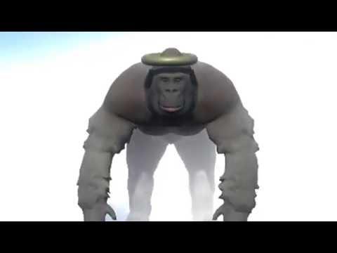 Harambe Simulator (Updated Trailer)