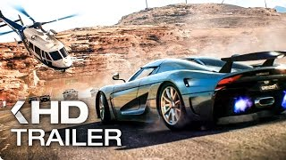NEED FOR SPEED: Payback E3 Gameplay Trailer (2017)