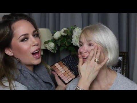 Glowing Makeup Tutorial for Mature Skin