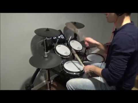 Attention - Charlie Puth Drum Cover Roland TD-25KV