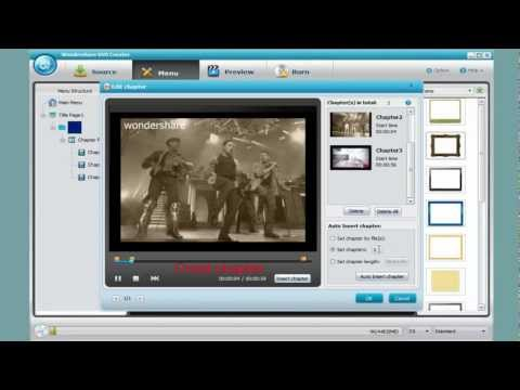 How to Convert and Burn FLV to DVD in windows 8