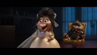 The Godfather Impression in Zootopia