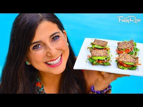 FullyRaw Sandwich Sliders!