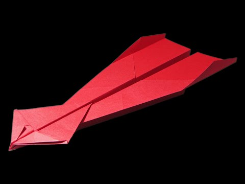 How to make a Paper airplane - BEST paper planes - Paper airplanes that FLY FAR . Emily