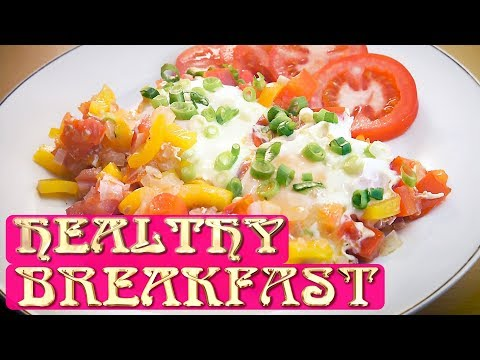 4 Eggs recipe for breakfast
