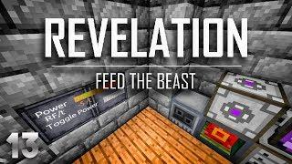 FTB Revelation EP19 Super Fast Flight