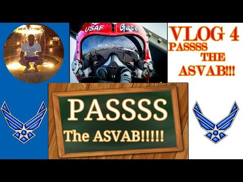 How to PASS the ASVAB - Get a better SCORE than me on your ASVAB!