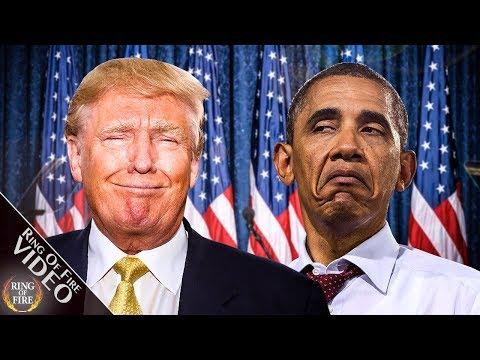 Trump Lied About Obama Wiretapping Him, DOJ Investigation Concludes