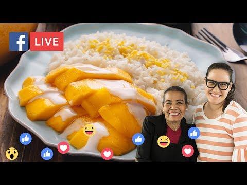 How To Make Thai Mango Sticky Rice
