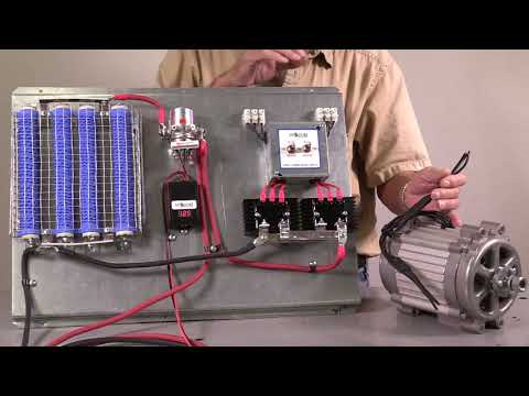 Missouri Wind and Solar's Dual Freedom ll Hybrid Wind & Solar Charge Controller