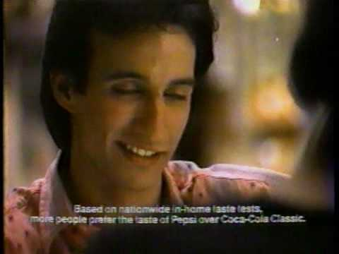1987 Pepsi Commercial Bronson Pinchot
