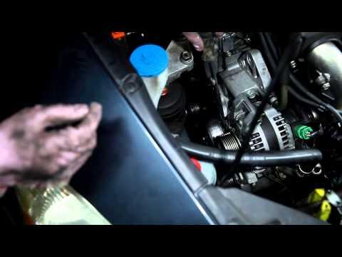 2003-2007 Honda Accord Water pump remove and install