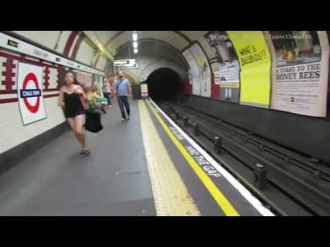 Chalk Farm Tube Station in London 3