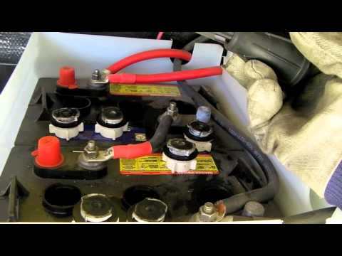 HOW TO: Maintain & Equalize RV Batteries