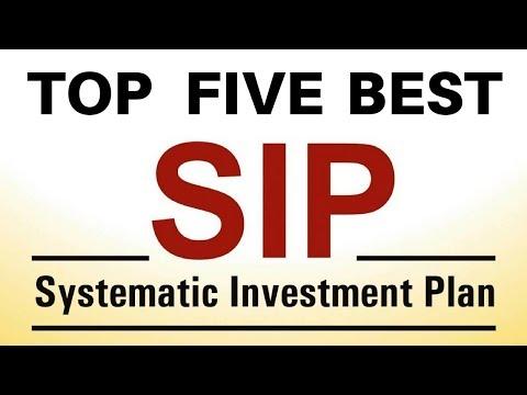 How To Choose A Best SIP For Mutual fund | TOP FIVE SIP | एसआईपी इन्वेस्टमेंट का सही तरीका |