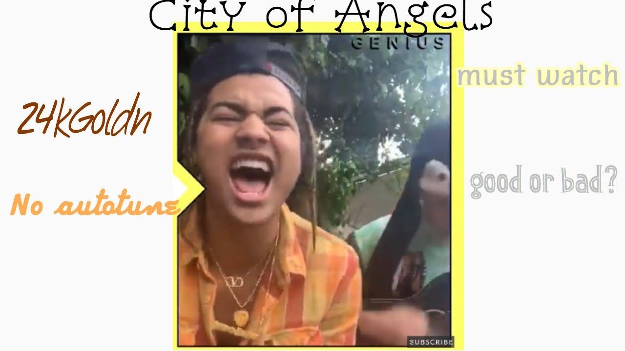 City of Angels no autotune
