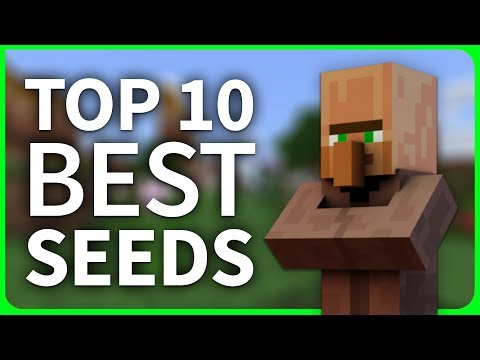 Minecraft 1.2 Better Together - TOP 10 BEST SEEDS - MCPE / W10 / XBOX / PE
