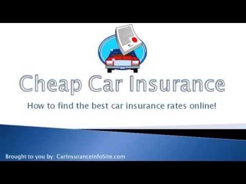 How To Get Cheap Car Insurance In New York (or any other state for that matter)