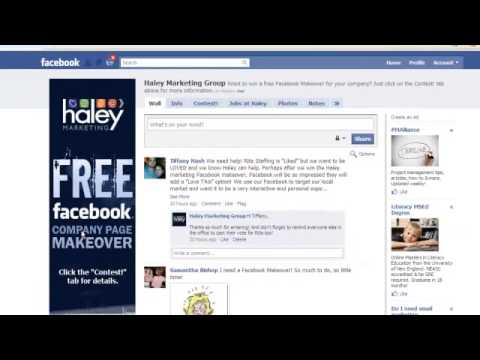 Setting up an RSS Feed for Your Facebook Company Page