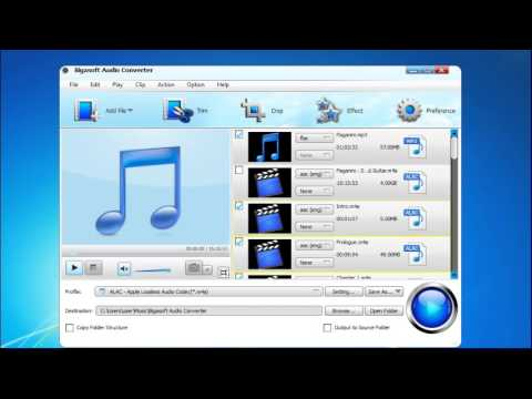 Split and Convert FLAC Tracks on Mac and PC with FLAC CUE Splitter