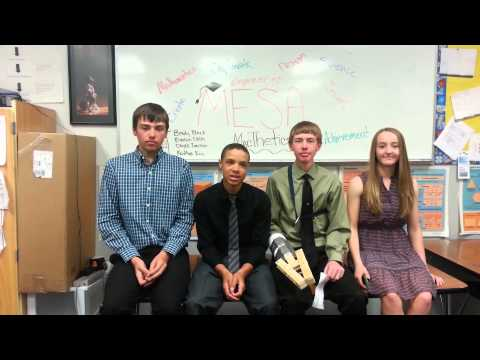 Prosthetic Arm Introduction McLoughlin Middle School