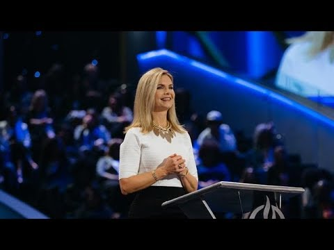 Victoria Osteen - Roll Away The Stone