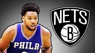 Jahlil Okafor TRADED To Brooklyn Nets!