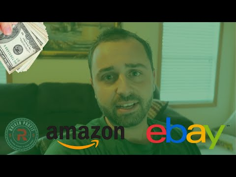 Amazon FBA Doesn't ALWAYS Bring MORE Money Than Ebay... Do Your Research!