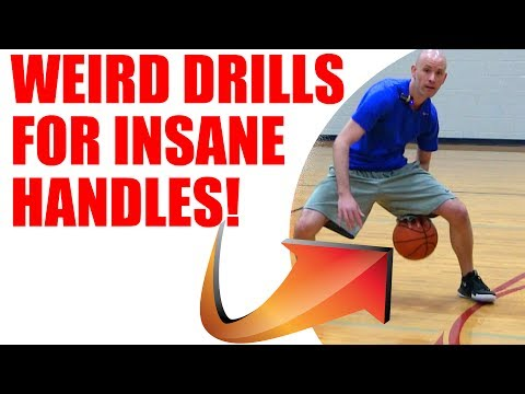 NEW Dribbling Drill To Get CRAZY Handles FAST! Basketball Crossovers