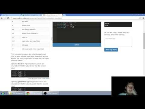 Web developerská škola, časť 14: JavaScript - Operátory porovnania