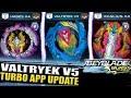 Download  VALTRYEK V5 + HADES H4 EPIC UPDATE BEYBLADE BURST TURBO APP MP3,3GP,MP4