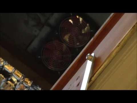 Solar Attic Fans, Performance Test