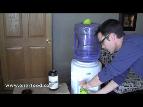 Coconut Milk Powder - Adding Hydration to your water
