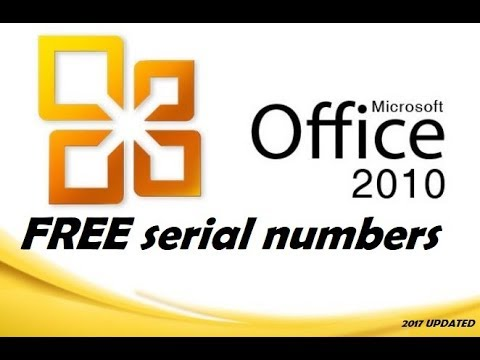 How to Get Office 2010 Completely Free (100% working)
