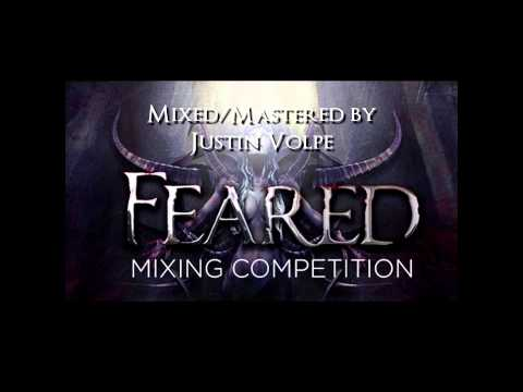 Feared Mixing Competition - Possessed (Mix/Master by Justin Volpe) #fearedmixingcomp