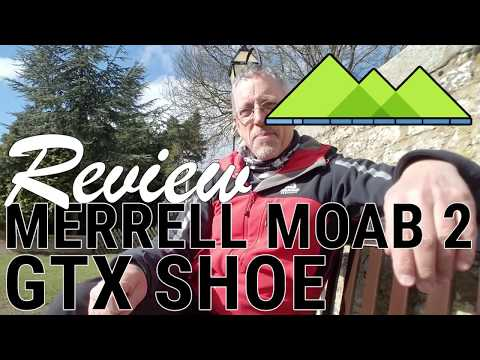 The All Activity Merrell Moab 2 GTX Shoe Review