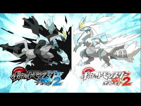 Pokémon Black 2 and White 2 - Update New Games Revealed!