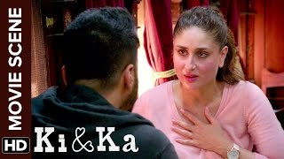 Kareena misses having a home and a perfect family | Ki & Ka | Movie Scene