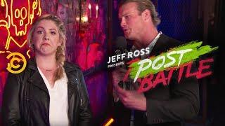 Post-Battle: Dolph Ziggler Zig Zags Around Sarah Tiana