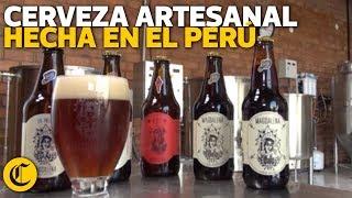 Cerveza Artesanal Hecha En El Perú