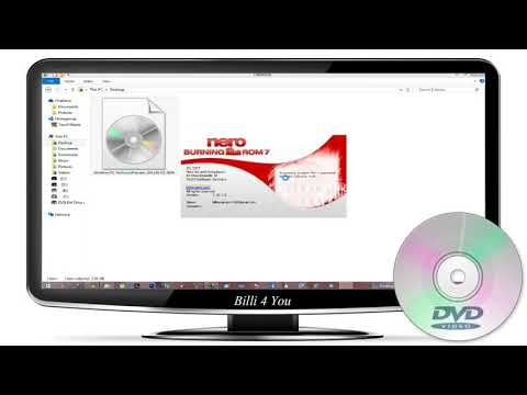 How To Make Bootable DVD With Nero Windows 10 2C 8 2C 7   How to Burn an ISO