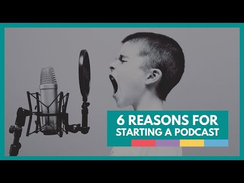 6 Reasons You Should Start a Podcast in 2018