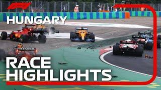 Race Highlights | 2021 Hungarian Grand Prix