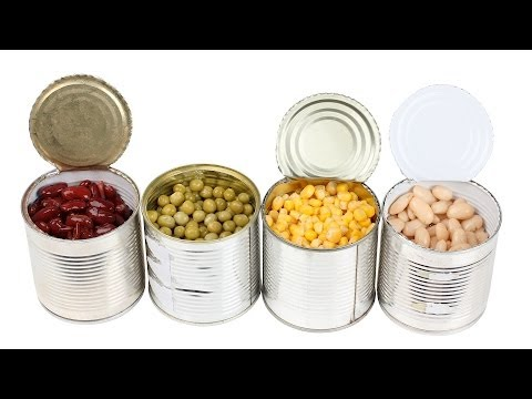 Are Frozen or Canned Fruits & Veggies OK? | Baby Food